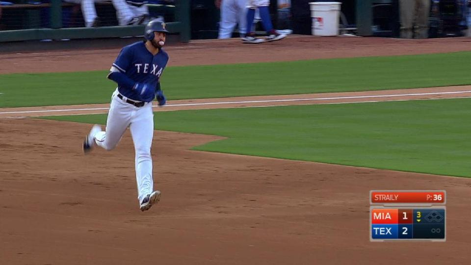 Gallo's towering solo home run