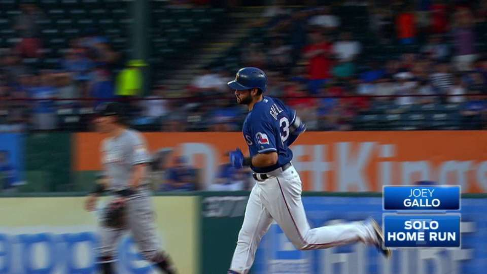 Gallo's second homer of the game