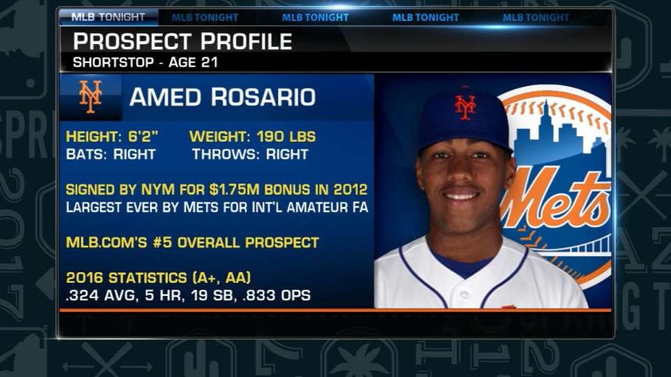 Rosario, Smith are key prospects