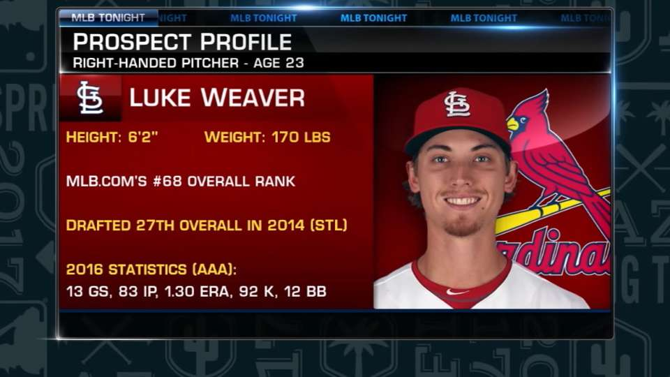 Weaver may be Cards' new top arm