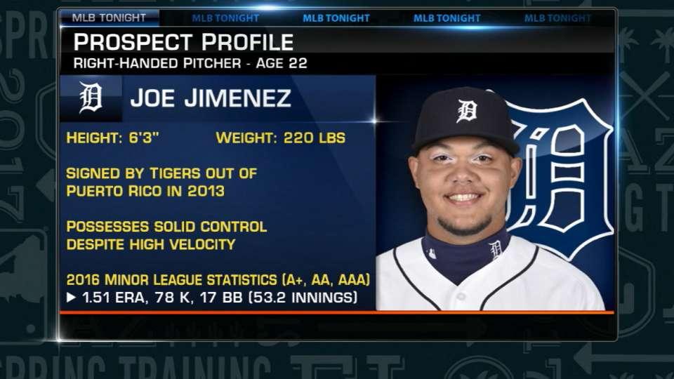 Jimenez has tools to close