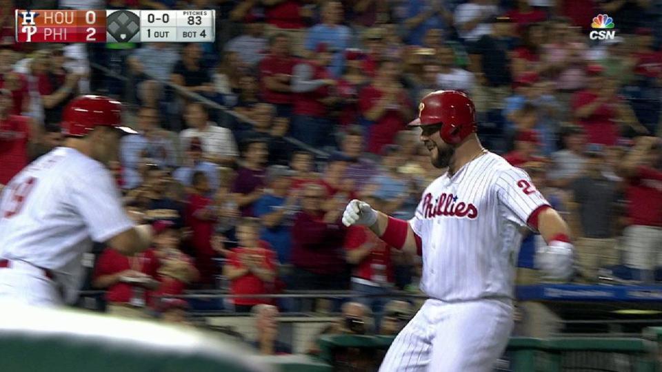 Rupp's two-run homer