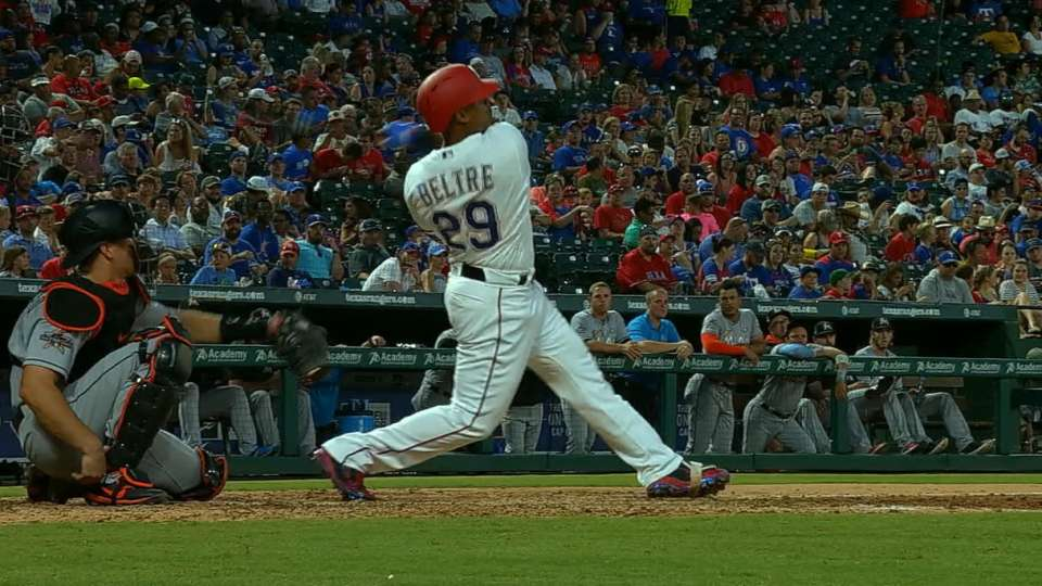 Beltre four hits away from 3,000