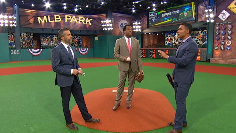 Pena, Pedro on tipping pitches