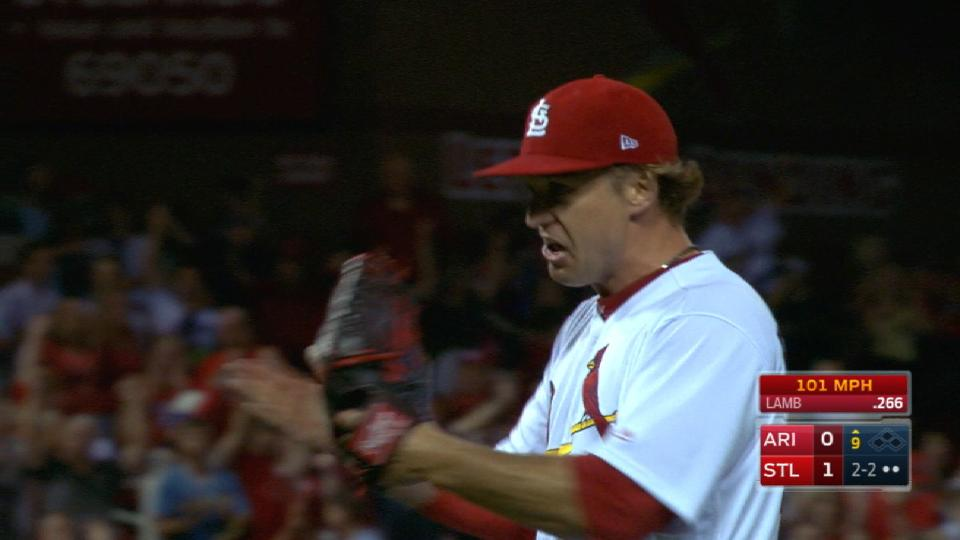 Rosenthal K's Lamb for the save