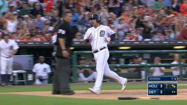 Tigers Stage 3 Run 7th To Rally Past Astros | Detroit Tigers
