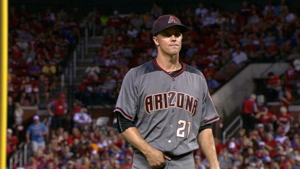Greinke's dazzling outing