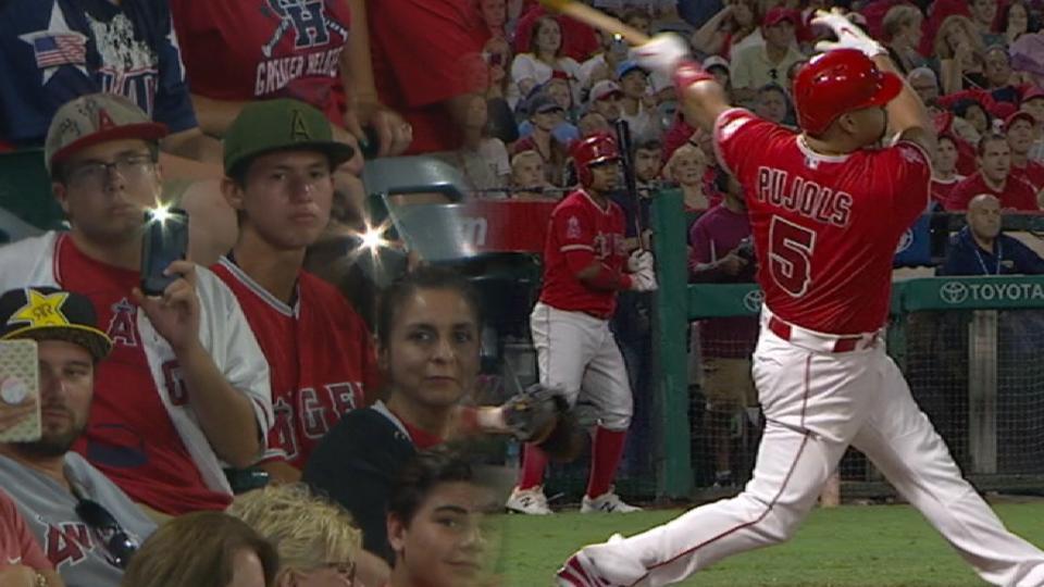 Pujols' 608th home run