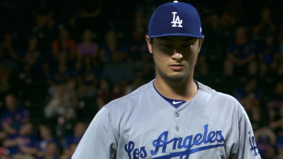 Darvish domina a Mets