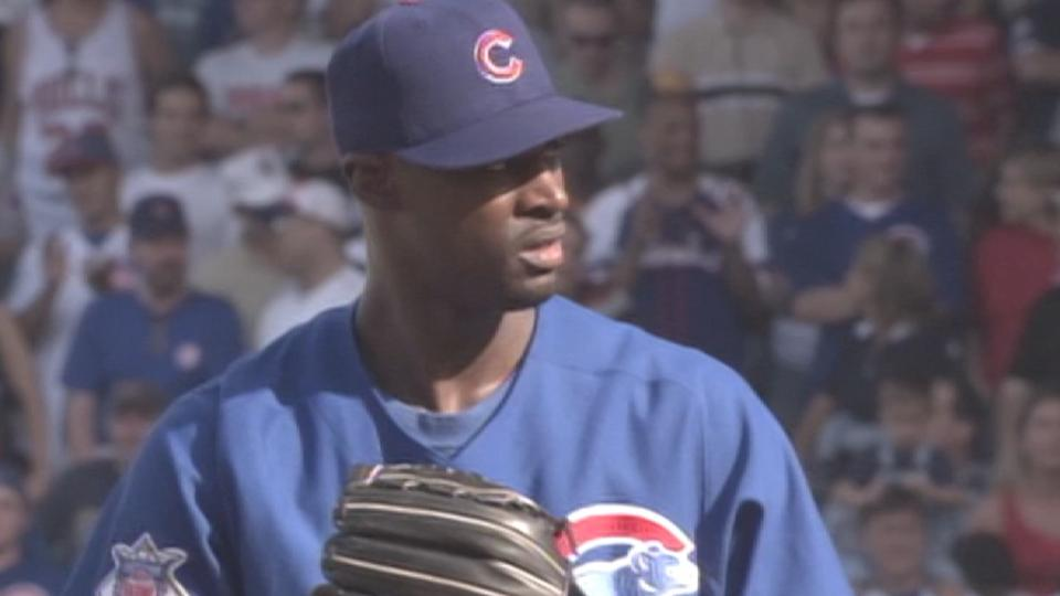 Hawkins' immaculate inning