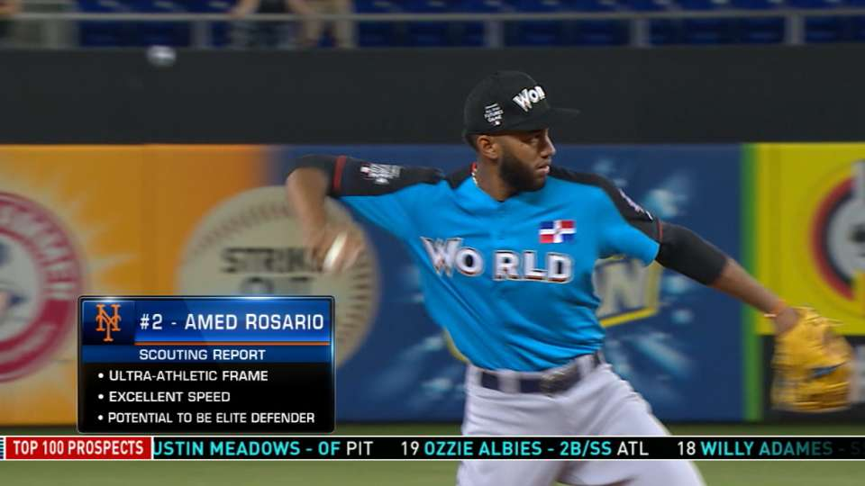 Prospect Re-rank: #2 Rosario