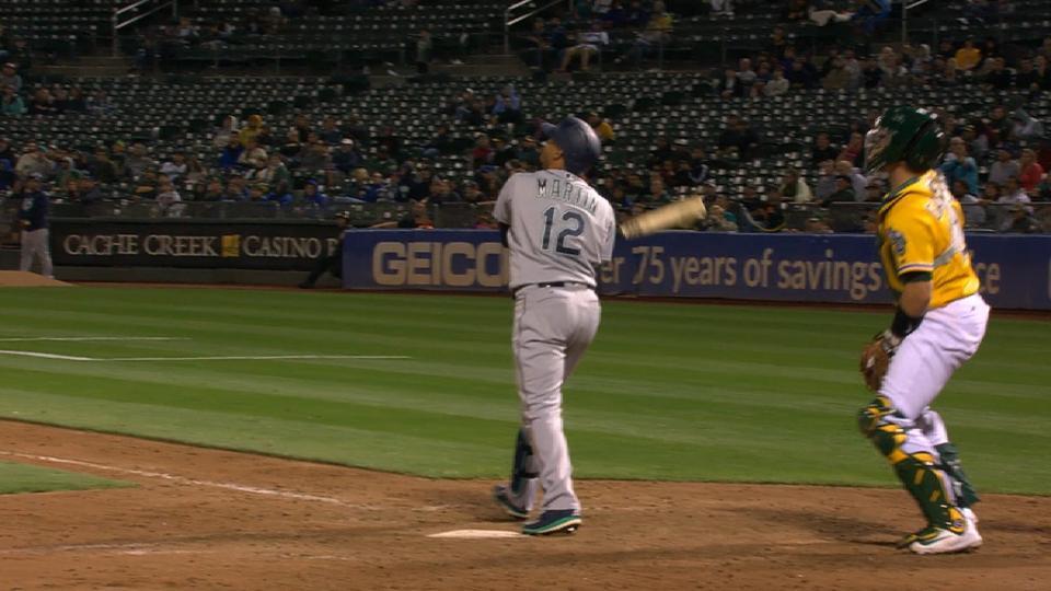 Martin's go-ahead solo homer
