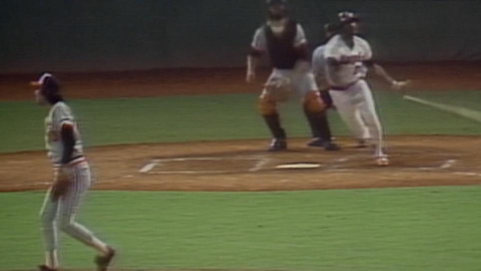 Baylor's solo home run