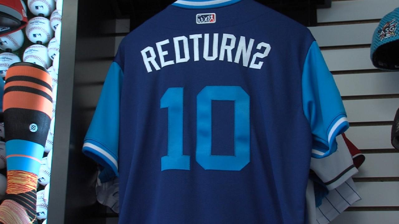 dodgersu0027 players weekend names breakdown mlb comdodgers players weekend nicknames explained