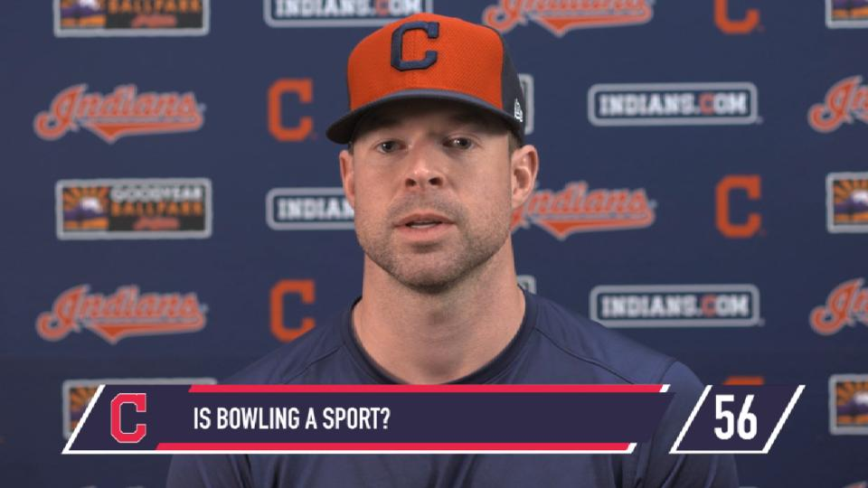 60 Seconds with Kluber