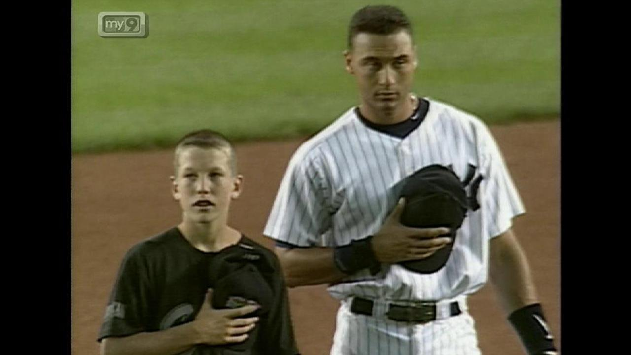 7d2fbad2d90 Todd Frazier traded to Yankees 19 years after picture with Derek ...