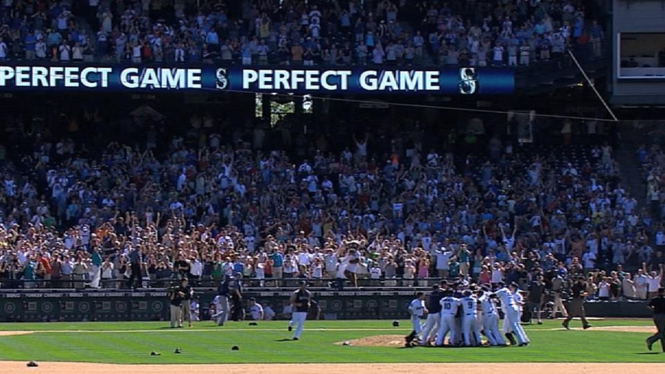 Felix's perfect game