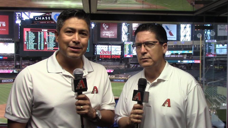Soria sobre D-backs, Astros
