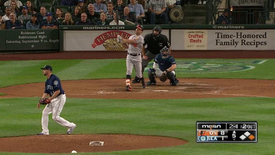Smith's two-run homer