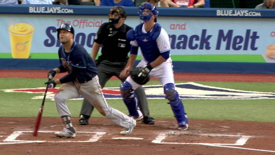 Duda's two-run homer