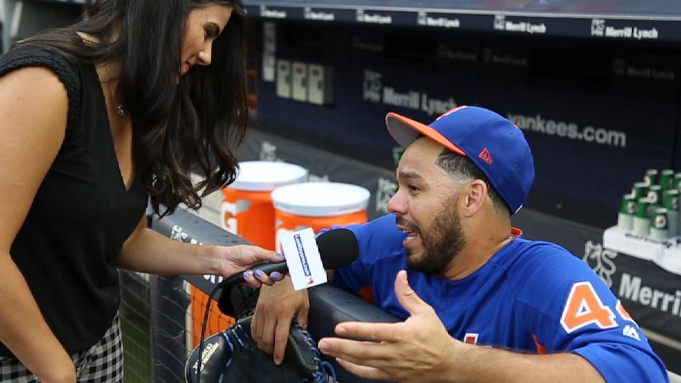 Rivera sobre Players Weekend