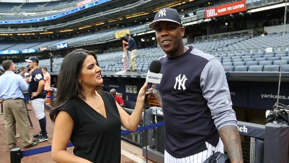 Chapman sobre duelo Mets-Yankees