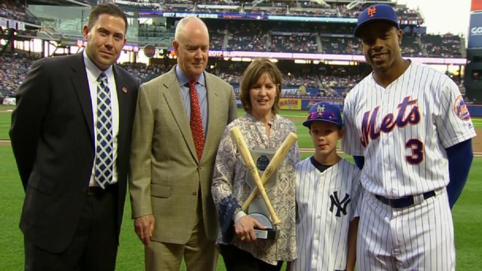 Mets given Bobby Murcer Award