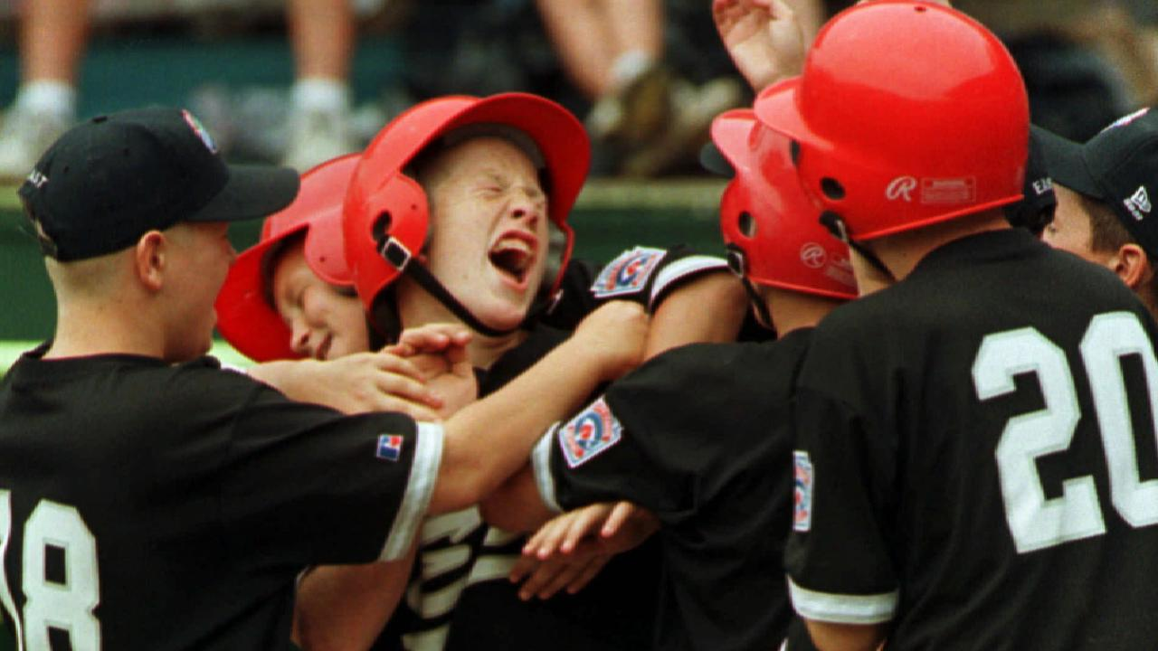c3706e48c6a These MLB stars played in the Little League World Series when they were kids