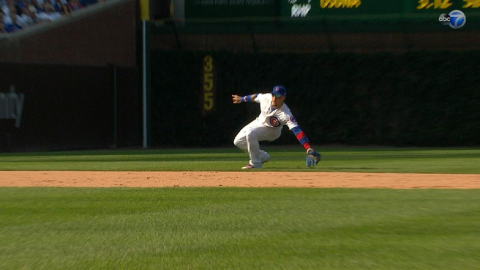 Baez flashes brilliance at SS