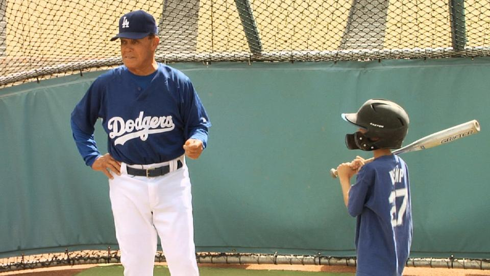 Inside Dodgertown: Bunting