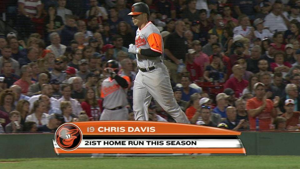 'Crush' hammers a solo homer
