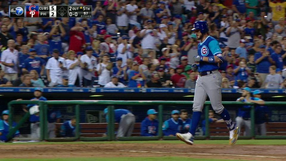 Bryant's 24th homer of the year