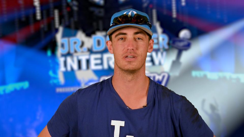 Jr. Dodgers: Cody Bellinger