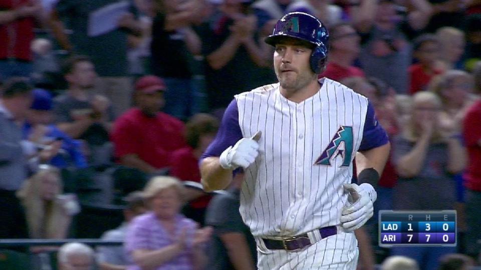 Pollock's two-run homer