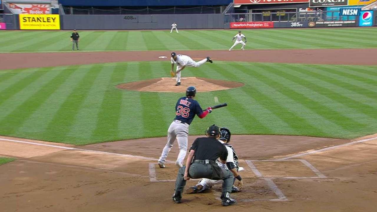 dbadd3290df9 Yankees  CC Sabathia takes offense to bunts   MLB.com