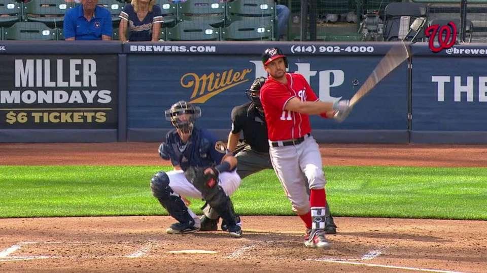 Zimmerman's 30th homer of year