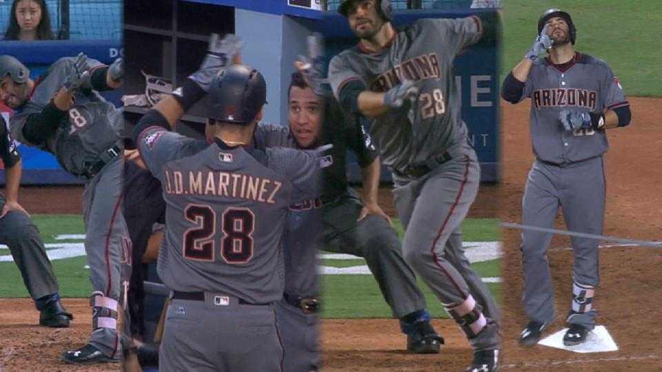Must C: Martinez's four homers