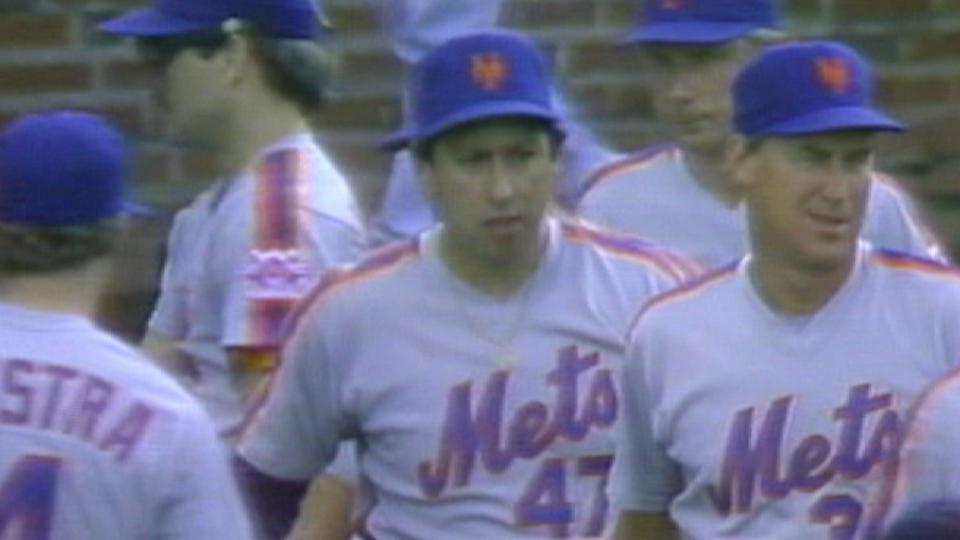 Mets get 100th win of 1986