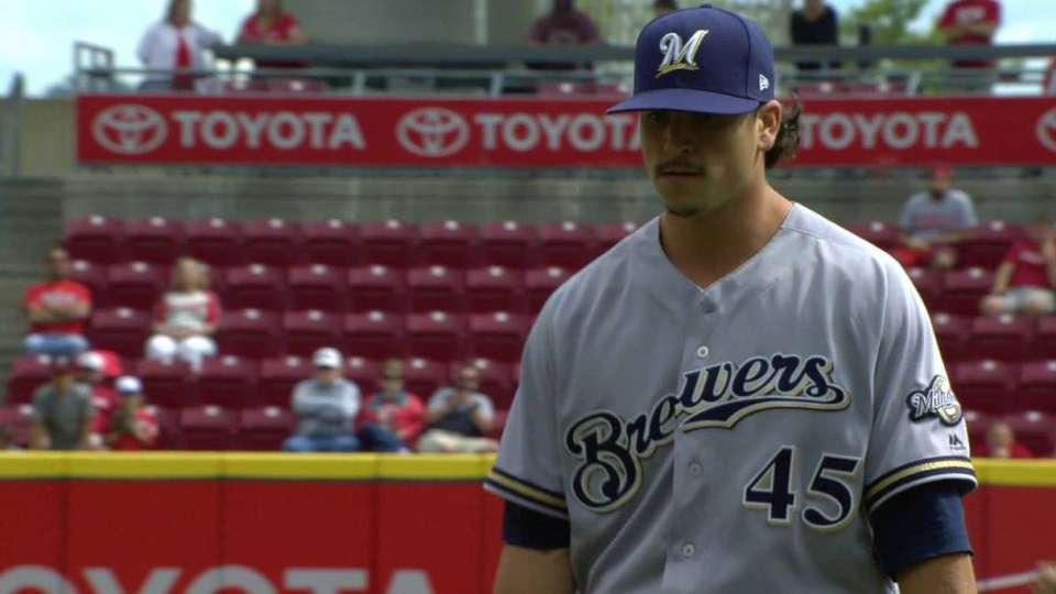 Williams' Major League debut