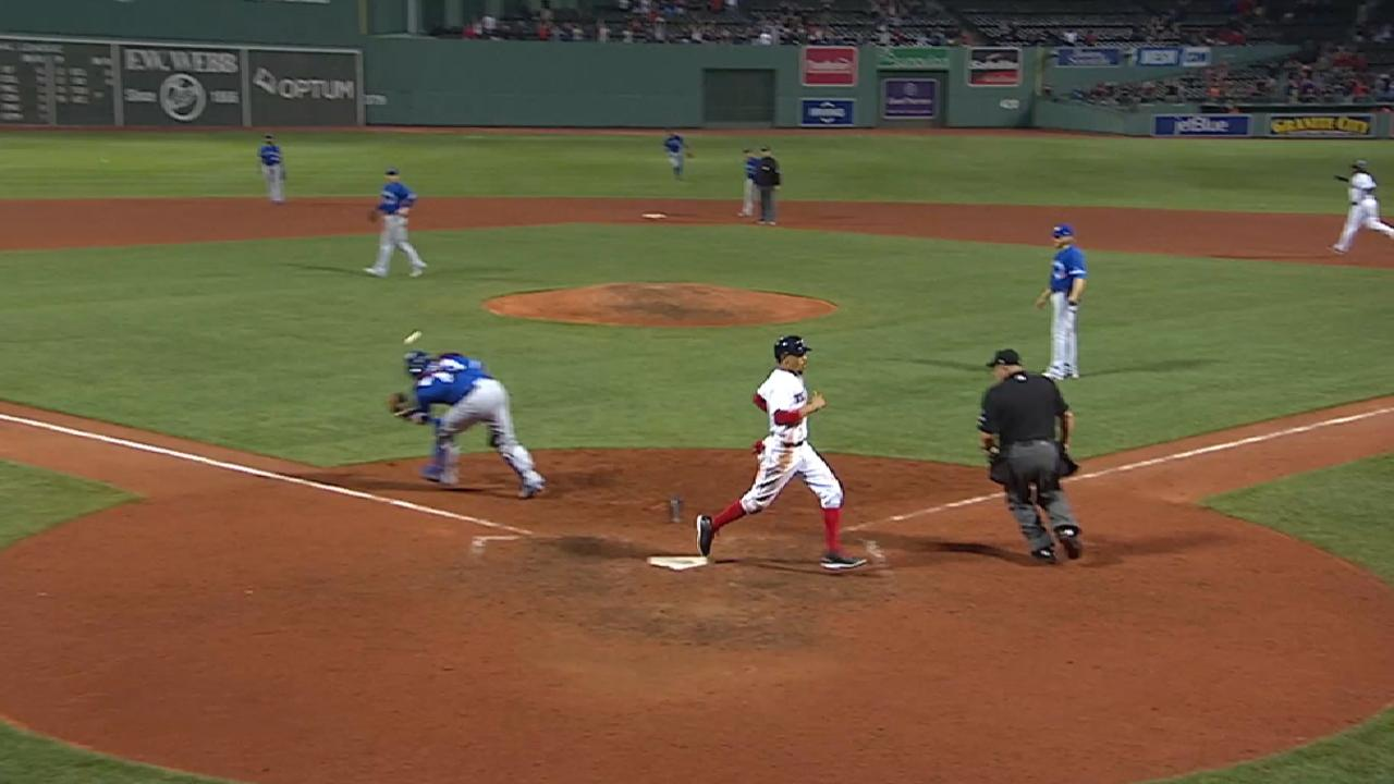 Red Sox walk off in the 19th. This is why the Red Sox can win World Series   MLB com