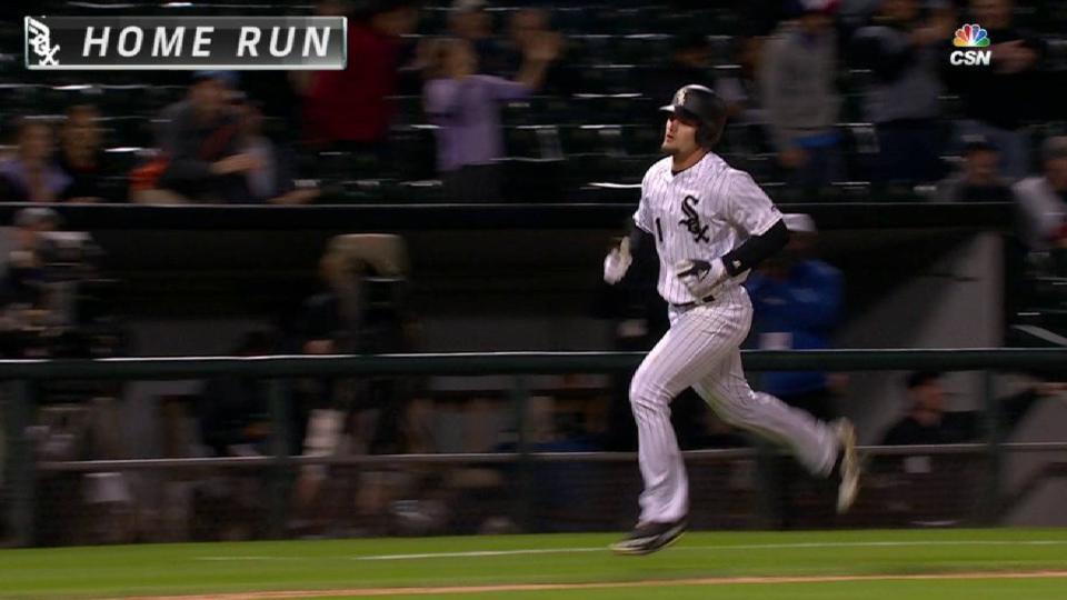 Engel's homer gets Sox on board