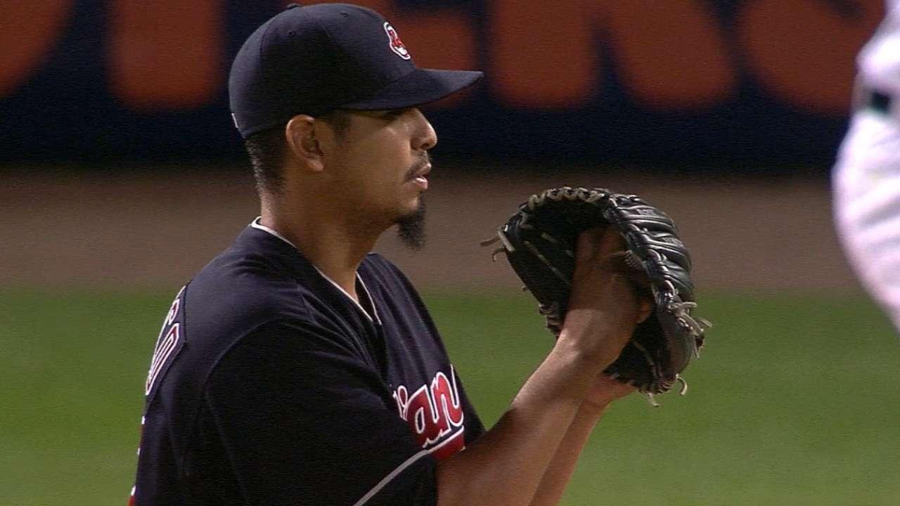 Carlos Carrasco le da a Indios su 14to triunfo seguido al dominar a White Sox