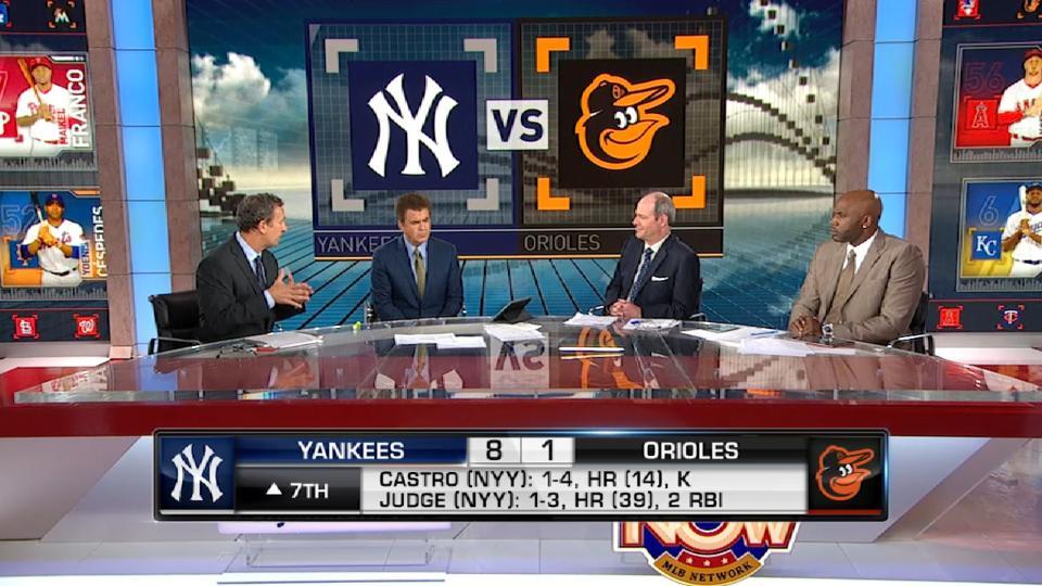 MLB Now: Yankees vs. Orioles