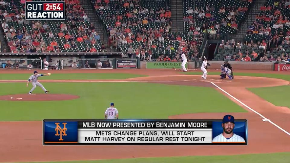MLB Now: Gut Reaction