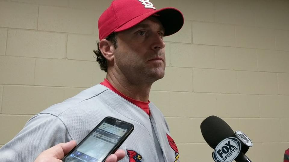 Matheny on 3-0 loss to Padres