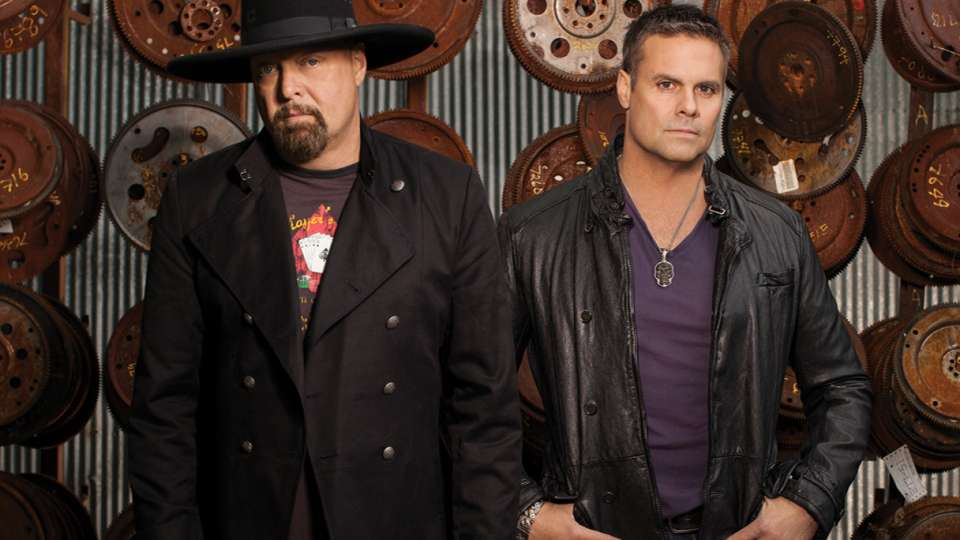 Montgomery Gentry on their roots