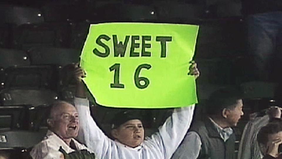 2002 A's Win Streak: Win No. 16