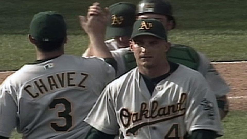 2002 A's Win Streak: Win No. 12
