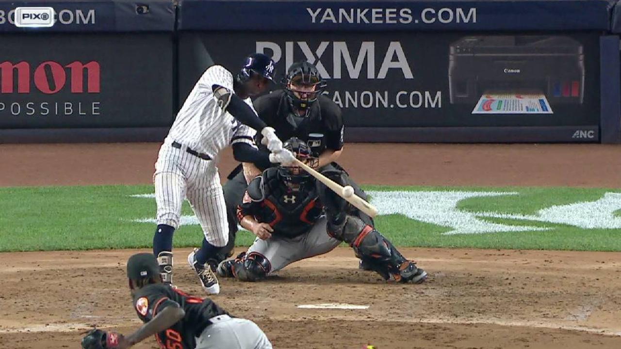 Severino, Gregorius hacen equipo y ayudan a Yankees a vencer a Orioles
