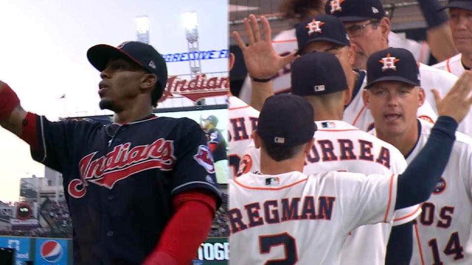Reel Fast: Indians win Central